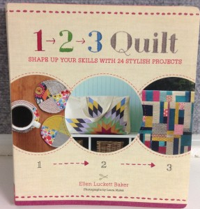 1,2,3 Quilt  Ellen Luckett Baker