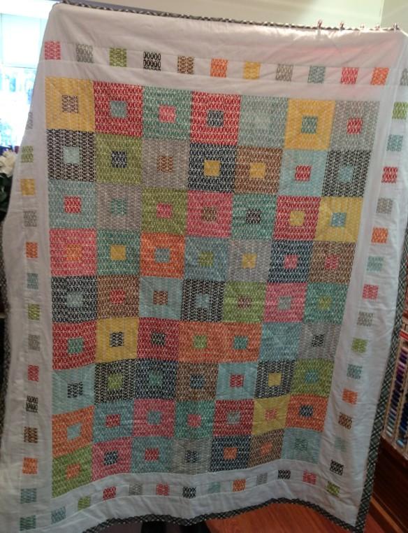 Tash's quilt