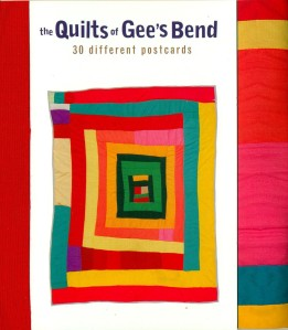 Postcards of Gee's bend Quilts