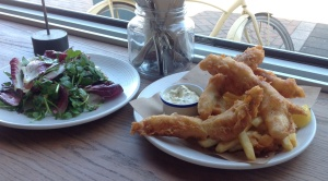 Fish an chips