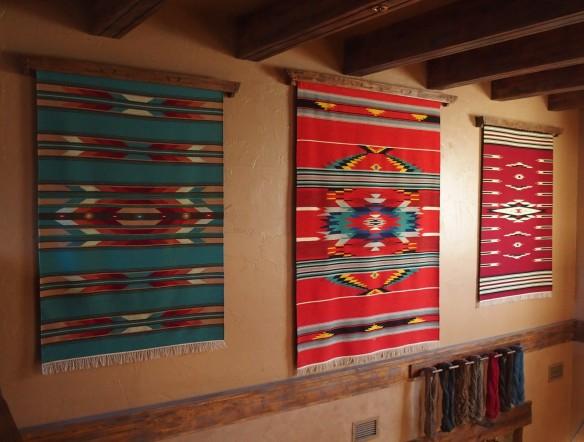 Santa Fe rugs