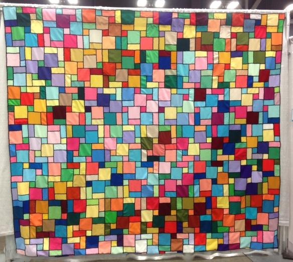 Tile Block: unknown maker c. 1970