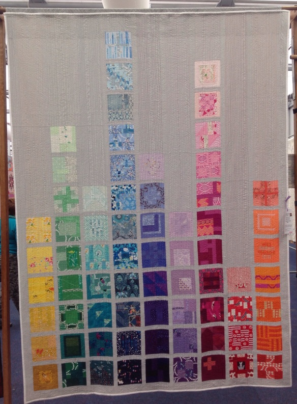 Group quilt 2015
