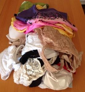 Underwear cleanup