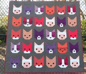 Kittens quilt