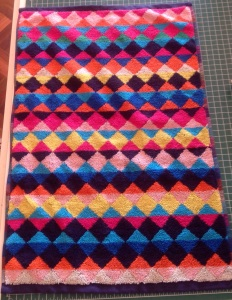 Hand towel for quilt idea
