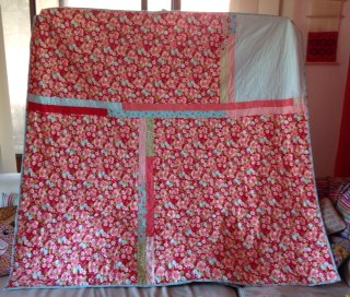 Back of Sal quilt