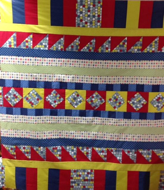 Samuel's quilt